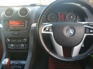 2011 Holden Ute VE II SS Grey 6 Speed Manual Utility