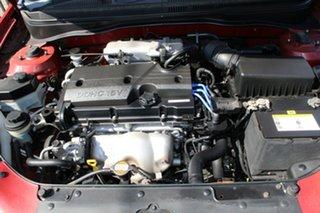 2010 Kia Rio JB MY10 S Maroon 5 Speed Manual Hatchback