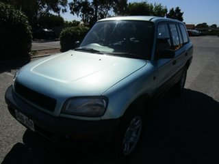 1995 Toyota RAV4 (4x4) 4 Speed Automatic 4x4 Wagon