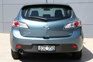 2010 Mazda 3 BL10F1 Neo Activematic Blue 5 Speed Sports Automatic Hatchback