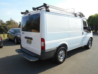 2009 Ford Transit VM MY08 Low (SWB) White 6 Speed Manual Van