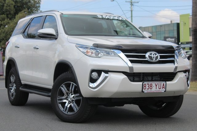 Demo Toyota Fortuner  , 2018 FORTUNER GXL 2.8L TD AUTO WAGON