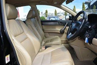 2009 Honda CR-V RE MY2007 Luxury 4WD Nighthawk Black 5 Speed Automatic Wagon