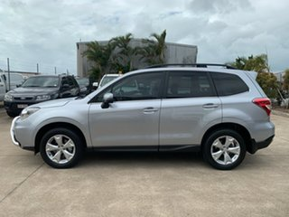 2015 Subaru Forester S4 MY15 2.5i-L CVT AWD Ice Silver 6 Speed Constant Variable Wagon
