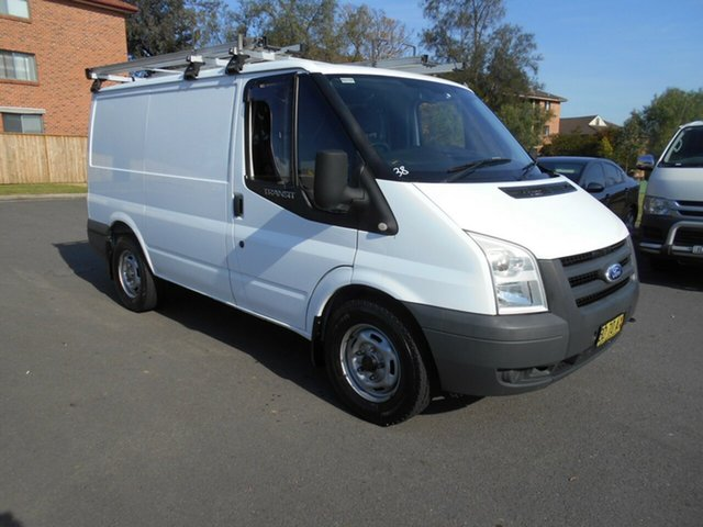 Used Ford Transit VM MY08 Low (SWB), 2009 Ford Transit VM MY08 Low (SWB) White 6 Speed Manual Van