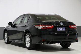 2018 Toyota Camry AXVH71R Ascent Sport (Hybrid) Black Continuous Variable Sedan