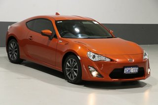 2015 Toyota 86 ZN6 MY15 GT Orange 6 Speed Manual Coupe