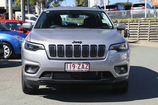 2019 Jeep Cherokee KL MY19 Night Eagle Billet Silver 9 Speed Sports Automatic Wagon