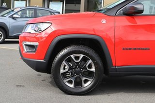 2018 Jeep Compass M6 MY18 Trailhawk Colorado Red 9 Speed Automatic Wagon