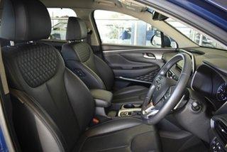 2018 Hyundai Santa Fe TM MY19 Elite Blue 8 Speed Sports Automatic Wagon