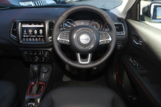 2018 Jeep Compass M6 MY18 Trailhawk Minimal Grey 9 Speed Automatic Wagon