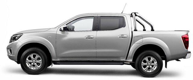 Demo Nissan Navara D23 S4 MY19 ST, 2019 Nissan Navara D23 S4 MY19 ST Brilliant Silver 7 Speed Sports Automatic Utility