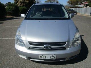 2006 Kia Carnival VQ EX 4 Speed Automatic Wagon.