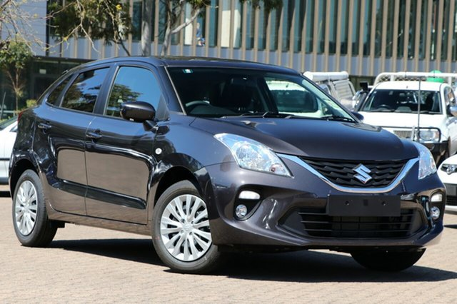New Suzuki Baleno EW Series II GL Springwood, 2021 Suzuki Baleno EW Series II GL Grey 5 Speed Manual Hatchback