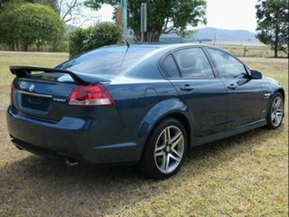 2012 Holden Commodore VE II MY12 SV6 Blue 6 Speed Sports Automatic Sedan.