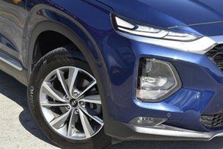 2018 Hyundai Santa Fe TM MY19 Elite Blue 8 Speed Sports Automatic Wagon.