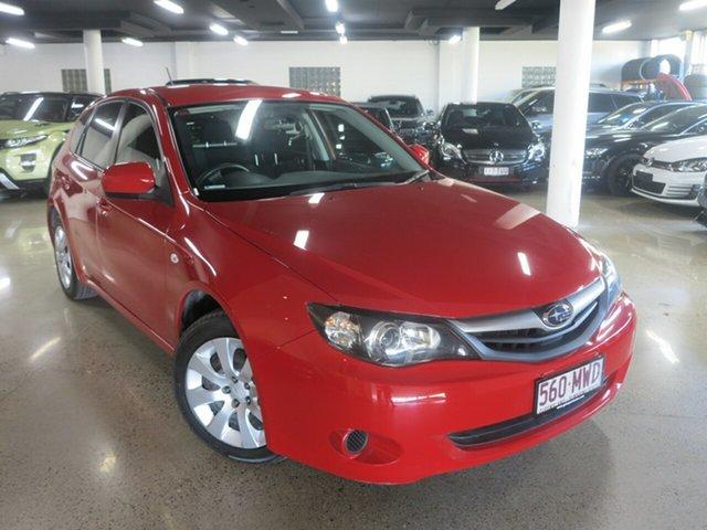 Used Subaru Impreza G3 MY10 R AWD, 2010 Subaru Impreza G3 MY10 R AWD Red 4 Speed Sports Automatic Hatchback