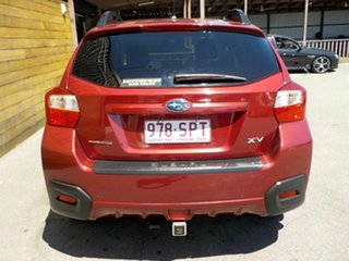 2012 Subaru XV G4X MY12 2.0i-L Lineartronic AWD Red 6 Speed Constant Variable Wagon
