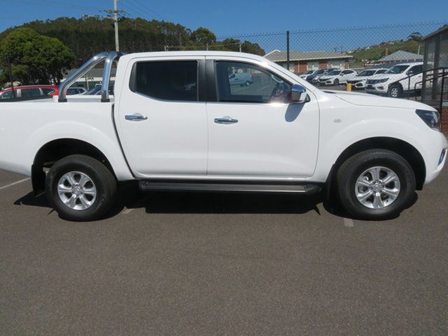 Demo Nissan Navara D23 S4 MY19 ST, 2019 Nissan Navara D23 S4 MY19 ST Polar White 7 Speed Sports Automatic Utility