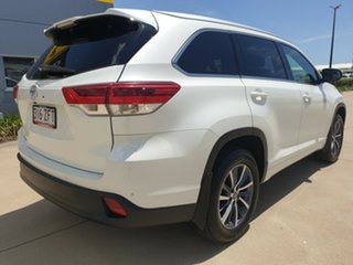2017 Toyota Kluger GSU50R GXL 2WD White 8 Speed Sports Automatic Wagon