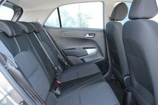 2019 Kia Picanto JA MY19 S Titanium Silver 4 Speed Automatic Hatchback