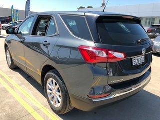 2018 Holden Equinox EQ MY18 LS Plus (FWD) (5Yr) Son of a Gun Grey 6 Speed Automatic Wagon