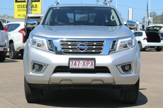 2017 Nissan Navara D23 S2 ST-X Brilliant Silver 7 Speed Sports Automatic Utility
