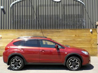 2012 Subaru XV G4X MY12 2.0i-L Lineartronic AWD Red 6 Speed Constant Variable Wagon.