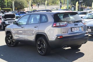 2019 Jeep Cherokee KL MY19 Night Eagle Billet Silver 9 Speed Sports Automatic Wagon.