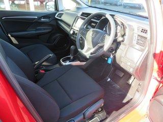 2019 Honda Jazz GF MY20 VTi Phoenix Orange 5 Speed Manual Hatchback