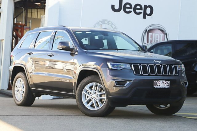 Used Jeep Grand Cherokee WK MY18 Laredo, 2018 Jeep Grand Cherokee WK MY18 Laredo Granite Crystal 8 Speed Sports Automatic Wagon