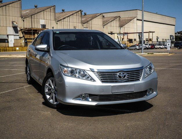 Used Toyota Aurion GSV50R Prodigy, 2013 Toyota Aurion GSV50R Prodigy Silver 6 Speed Sports Automatic Sedan