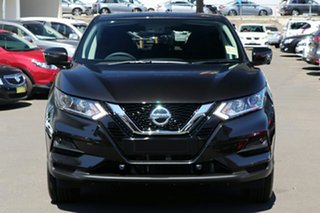 2021 Nissan Qashqai MY20 ST+ Pearl Black Continuous Variable Wagon