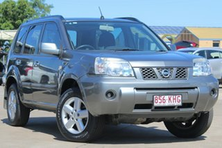 2007 Nissan X-Trail T30 II MY06 ST-S Grey 5 Speed Manual Wagon