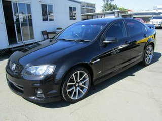 2011 Holden Commodore VE II SS-V Black 6 Speed Automatic Sedan