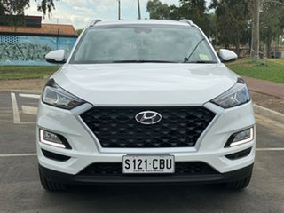2019 Hyundai Tucson TL4 MY20 Active X 2WD Pure White 6 Speed Automatic Wagon.