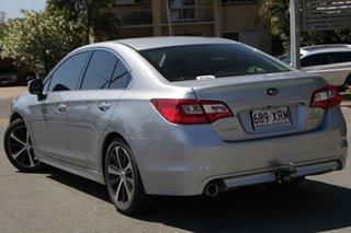2017 Subaru Liberty B6 MY17 2.5i CVT AWD Premium Silver 6 Speed Constant Variable Sedan.