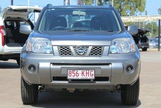 2007 Nissan X-Trail T30 II MY06 ST-S Grey 5 Speed Manual Wagon