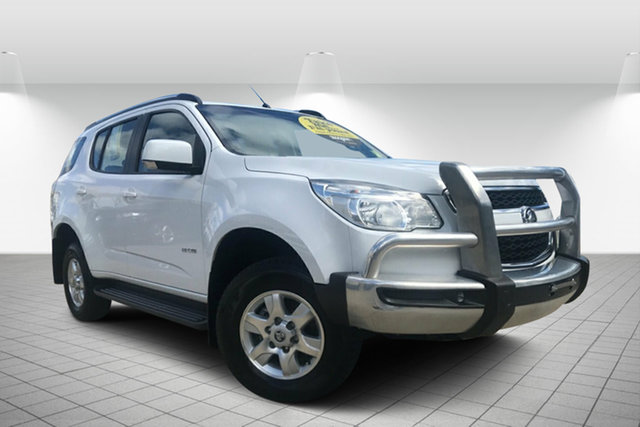 Used Holden Colorado 7 RG MY14 LT, 2014 Holden Colorado 7 RG MY14 LT White 6 Speed Sports Automatic Wagon
