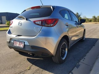 2017 Mazda 2 DJ2HAA Neo SKYACTIV-Drive Silver 6 Speed Sports Automatic Hatchback