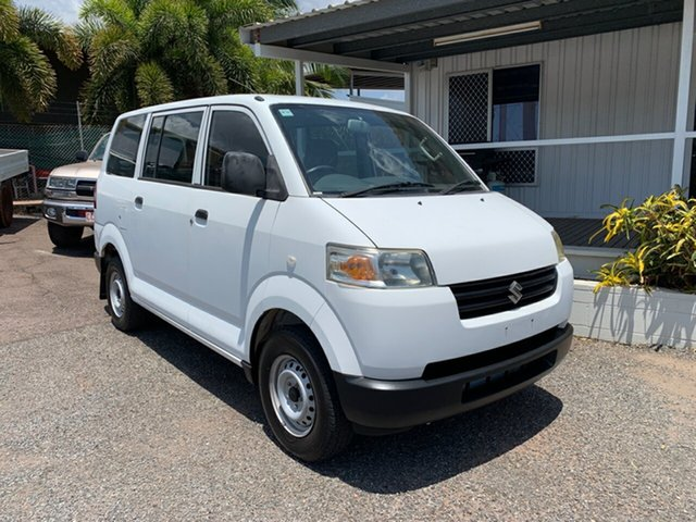 Used Suzuki APV  , 2013 Suzuki APV White 5 Speed Manual Van