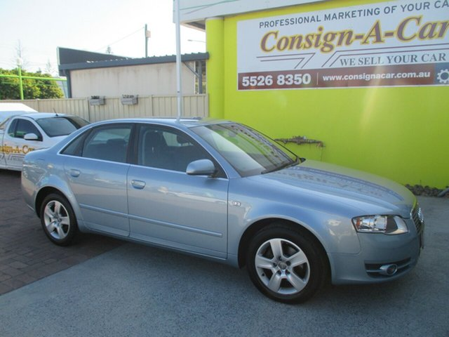 Used Audi A4 B7 TDI Multitronic, 2005 Audi A4 B7 TDI Multitronic Blue 7 Speed Constant Variable Sedan