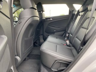 2019 Hyundai Tucson TL4 MY20 Active X 2WD Pure White 6 Speed Automatic Wagon