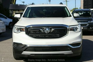 2019 Holden Acadia AC MY19 LT AWD Summit White 9 Speed Sports Automatic Wagon