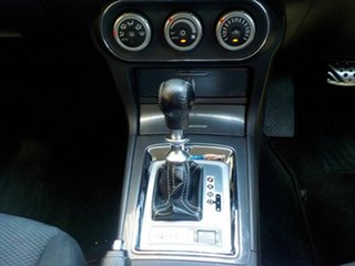 2009 Mitsubishi Lancer CJ MY09 Ralliart Sportback TC-SST Black 6 Speed Sports Automatic Dual Clutch