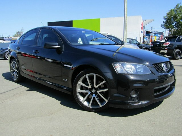 Used Holden Commodore VE II SS-V, 2011 Holden Commodore VE II SS-V Black 6 Speed Automatic Sedan