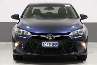 2016 Toyota Camry ASV50R MY16 Atara SL Blue 6 Speed Automatic Sedan.