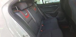 2019 Skoda Octavia NE MY19 RS Sedan DSG 180TSI Grey 7 Speed Sports Automatic Dual Clutch Liftback