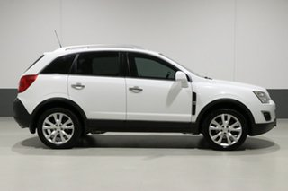 2015 Holden Captiva CG MY15 5 LTZ (AWD) White 6 Speed Automatic Wagon