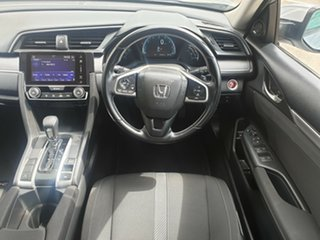 2017 Honda Civic 10th Gen MY17 VTi-L Silver 1 Speed Constant Variable Sedan